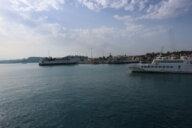 Hafen von Korfu