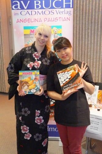 Angelina Paustian Autorin des Manga Kochbuches