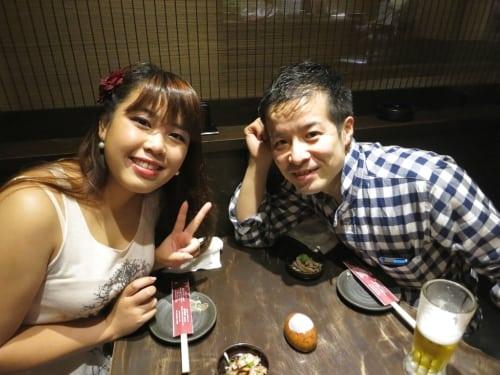 Shizuka und Yoshi