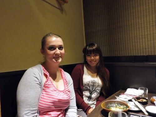Sakura und Shizuka