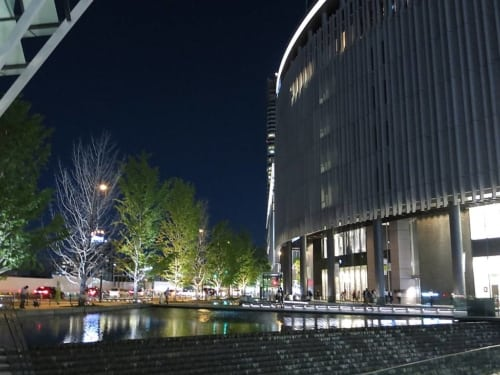 Hauptbahnhof Osaka