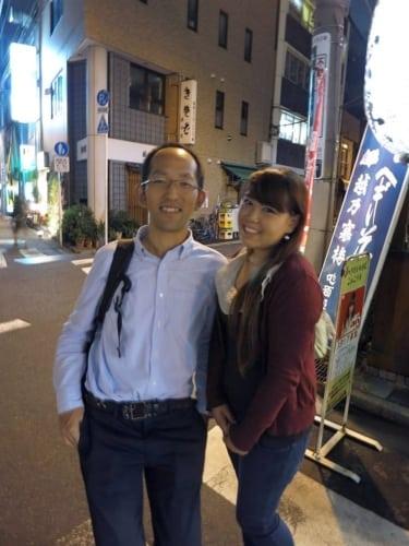 Koji und Shizuka