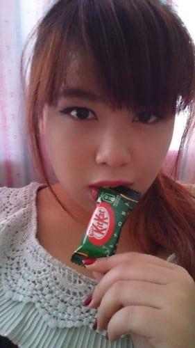 Maccha KitKat!