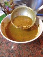 löst das Curry auf