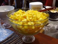 Ananas & Orangen