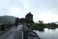 Eilean Donan Castle + Sandy