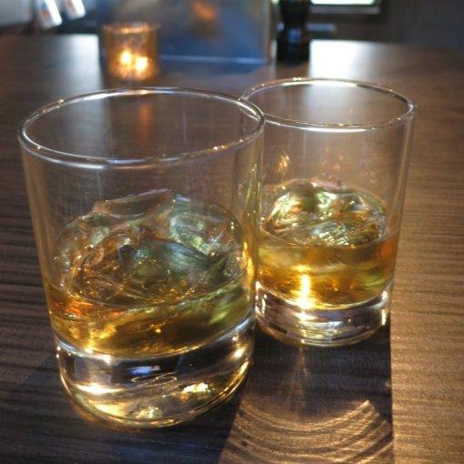 Drambuie und Whiskey