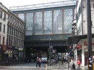 Galsgow Hauptbahnhof